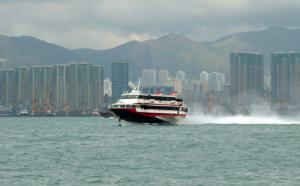 Jet boat Wellington